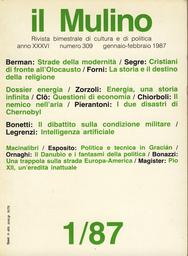 Copertina del fascicolo dell'articolo Il dibattito sulla condizione militare in un anno difficile