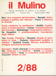 Copertina del fascicolo dell'articolo Costituzionalismo e presidenzialismo in Francia