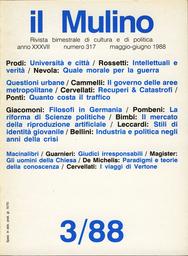 Copertina del fascicolo dell'articolo Giudici irresponsabili