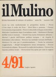 Copertina del fascicolo dell'articolo Una maggioranza in premio