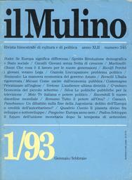 Copertina del fascicolo dell'articolo La dissoluzione della Jugoslavia: un'eredità dell'autoritarismo
