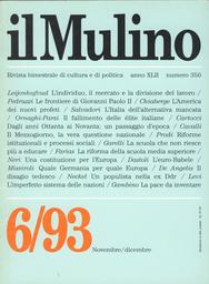 Copertina del fascicolo dell'articolo L'euro-Babele