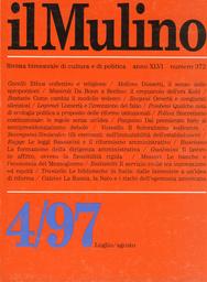 Copertina del fascicolo dell'articolo Le leggi