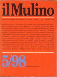 Copertina del fascicolo dell'articolo La Germania rosso-verde e le conseguenze sull'Europa