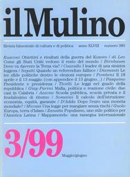 Copertina del fascicolo dell'articolo Le tre sfide politiche dentro le elezioni europee