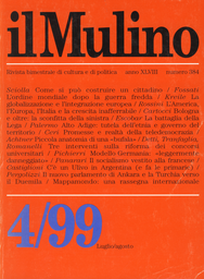 Copertina del fascicolo dell'articolo Bandi blindati