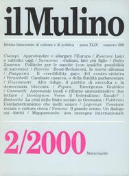 Copertina del fascicolo dell'articolo Coesione sociale e cultura civica