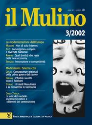 Copertina del fascicolo dell'articolo Innovazione e competitività. L'esempio bolognese