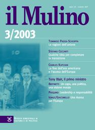 Copertina del fascicolo dell'articolo A proposito di unità sindacale