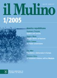 Copertina del fascicolo dell'articolo La Nuova Televisione