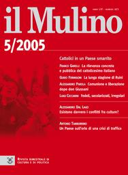 Copertina del fascicolo dell'articolo Forza Italia, i limiti di un'organizzazione leggera