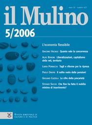 Copertina del fascicolo dell'articolo Tagli e riforme per la ripresa