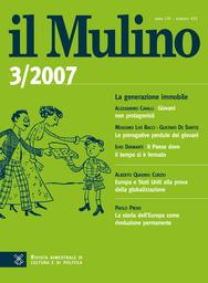 Copertina del fascicolo dell'articolo Il Paese dove il tempo si è fermato