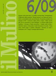 Copertina del fascicolo dell'articolo Immigrazione: il fallimento della sanatoria