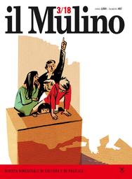 Copertina del fascicolo dell'articolo L'insegnante, un mestiere mobile. La Buona scuola in chiave storica