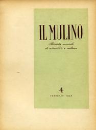 Copertina del fascicolo dell'articolo Cinema e spettacolo