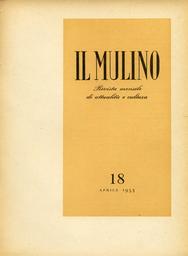 Copertina del fascicolo dell'articolo I cattolici, il corporativismo e la democrazia