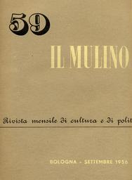 Copertina del fascicolo dell'articolo Preistoria di Vittorini