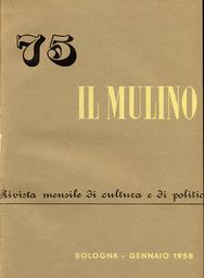 Copertina del fascicolo dell'articolo La Chiesa e le Missioni operaie