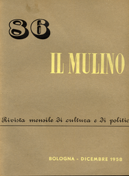 Copertina del fascicolo dell'articolo Ancora su Cristianesimo, comunismo e azione politica