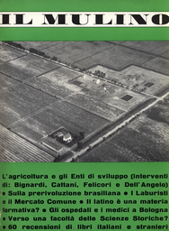 Copertina del fascicolo dell'articolo Enti di sviluppo e agricoltura italiana