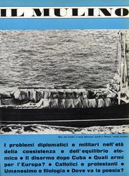 Copertina del fascicolo dell'articolo Umanesimo di Werner Jaeger