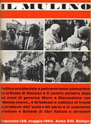 Copertina del fascicolo dell'articolo Il concilio ecumenico, il pellegrinaggio del Papa e gli ebrei