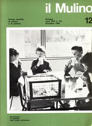 Copertina del fascicolo dell'articolo Università ed Europa