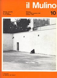Copertina del fascicolo dell'articolo Considerazioni antropologiche su