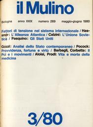 Copertina del fascicolo dell'articolo Cannibali e medici